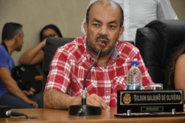 Gilson Oliveira anuncia que a Câmara de Embu aprovou nova lei de anistia com redução de multas e juros devidos