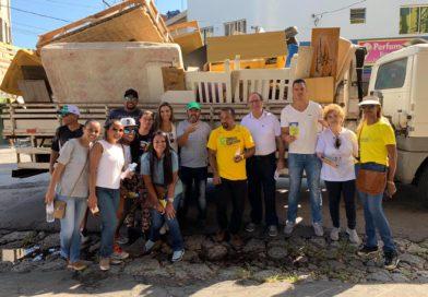 Vice-prefeito Laércio Lopes acompanha de perto a Operação Verão