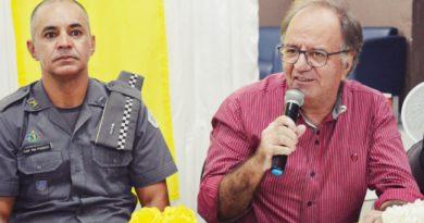 Vice Prefeito Laércio Lopes participa da primeira reunião de 2019 do Conseg Pirajuçara
