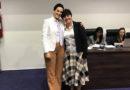 Adriana Ramalho, presidente da AVESP ressalta o trabalho da vereadora Rita de Cássia em Taboão da Serra