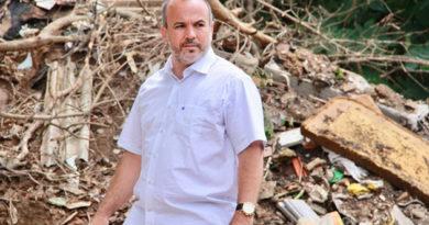 Celsinho faz balanço dos 45 dias como secretário de Serviços Urbanos de Embu das Artes