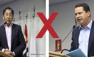 Deputado Estadual Aprígio ofende vereador Eduardo Nóbrega na Câmara de Taboão da Serra