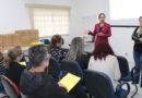 Itapecerica encerrada Campanha Julho Amarelo com palestra a diretores de escolas e vacinação