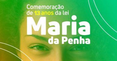 Secretaria da Mulher de Embu debate os 13 anos da Lei Maria da Penha com palestra e exposição dia 6/8