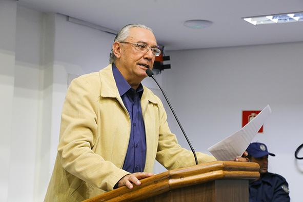 Vereador Dr. André da Sorriso realiza Campanha Agosto de Dourado em Taboão