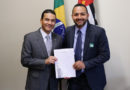 Ricardo Almeida agradece emenda de Marcos Pereira para Embu das Artes