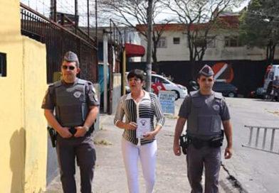 Vereadora Rita de Cássia exalta Projeto Vizinhança Solidária implantado no Pq. Marabá em Taboão da Serra