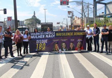"""II Blitz """"Disque 180"""" leva conscientização á população taboanense"""