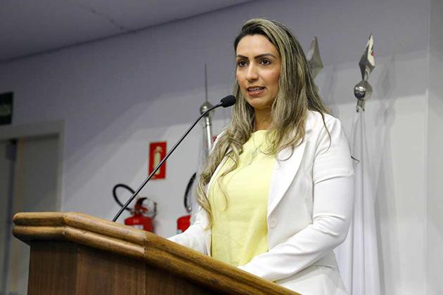 Vereadora Priscila Sampaio realizará ações de Valorização à Vida em Taboão da Serra