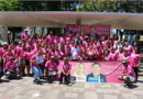 Luzia Aprígio realiza 9º Pedágio Outubro Rosa de conscientização sobre o Câncer de Mama