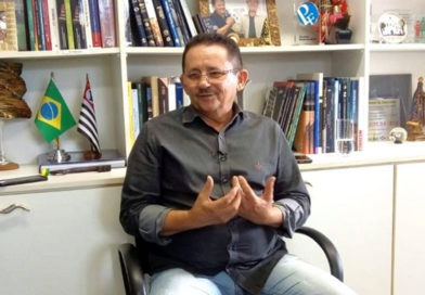 Geraldo Cruz anuncia sua pré-candidatura a prefeito de Embu das Artes
