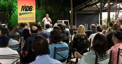 MDB reafirma apoio à reeleição do prefeito Jorge Costa
