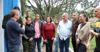 Itapecerica entrega Ambulatório e Centro de Apoio ao Visitante do Parque do Povo Roberto Nasraui