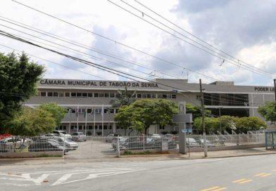 Câmara de Taboão prorroga até 30/04 suspensão das atividades em razão da pandemia do Covid-19