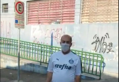 Gilson Oliveira comenta entrega de cestas básicas aos alunos da rede pública municipal de Embu das Artes