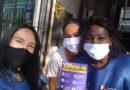 Nice Santos fala sobre a conscientização do Uso de máscaras contra o COVID 19