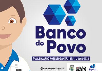 Banco do Povo de Itapecerica possui cerca de R$ 1 milhão disponível para microcrédito