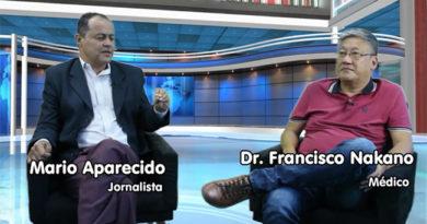 Prefeito eleito de Itapecerica, Dr. Nakano, fala sobre suas expectativas como gestor