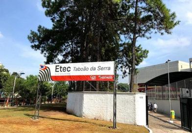 Inscrições para Etec de Taboão e Embu começam hoje 24/11