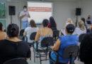 Servidores da Saúde recebem treinamento para a Campanha de Vacinação contra a Covid-19 em Taboão