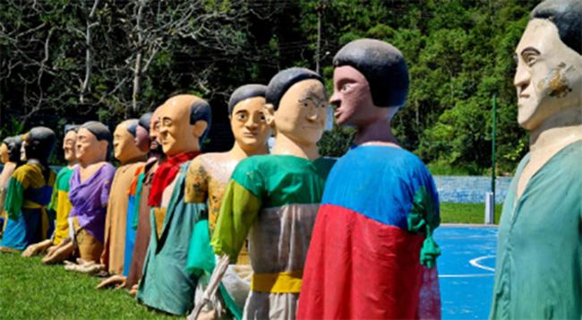 Atuação da Secretaria de Cultura recupera patrimônio histórico em Itapecerica da Serra