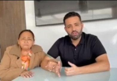 Ney Santos nega ter sido preso nesta quinta 17/06 na Bahia