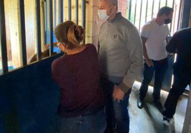 Visita surpresa ao Centro de Controle de Zoonoses de Itapecerica: precariedade das instalações e funcionários dedicados