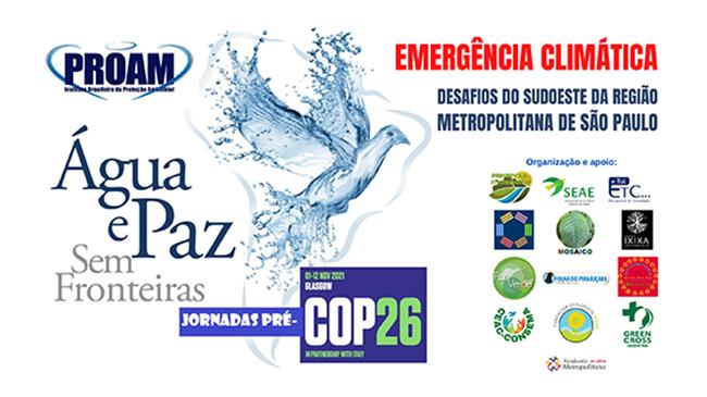 SOS Natureza: Ambientalistas da Região Sudoeste discutem Emergência Climática com Entidades Internacionais