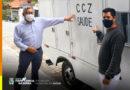 Autarquia Municipal de Saúde de Itapecerica conclui reforma do caminhão da Zoonoses