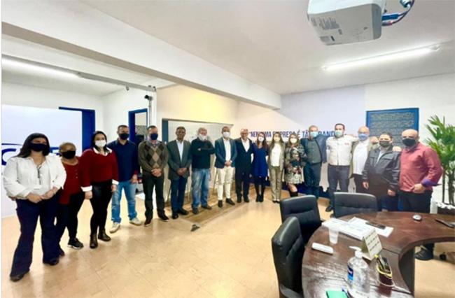 ACISE inicia mandato do biênio 2021-2022 com nova presidência e diretoria