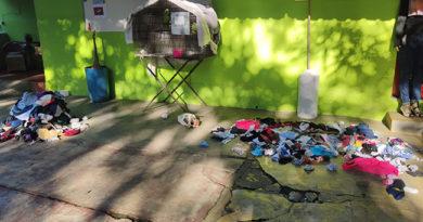 Ong Sementes do Amanhã sofre outro assalto e é vandalizada em menos de 48 horas