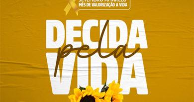 Secretaria de Saúde de Embu das Artes promove campanha durante o Setembro Amarelo
