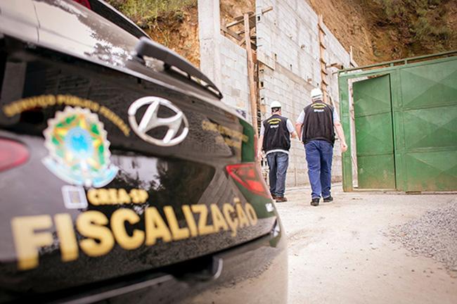 Crea-SP realiza força-tarefa em Itapecerica da Serra e região