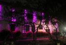 Outubro Rosa: Prédio público é iluminado com a cor da campanha em Itapecerica da Serra
